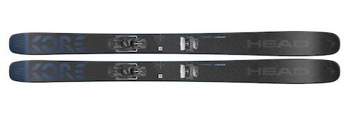 Head Unisex Kore 117 Grey Skis