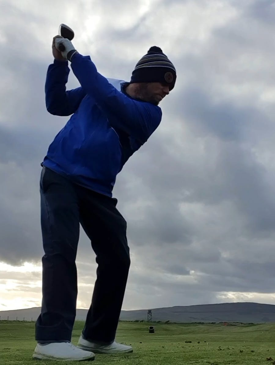Golf Expert Ari T