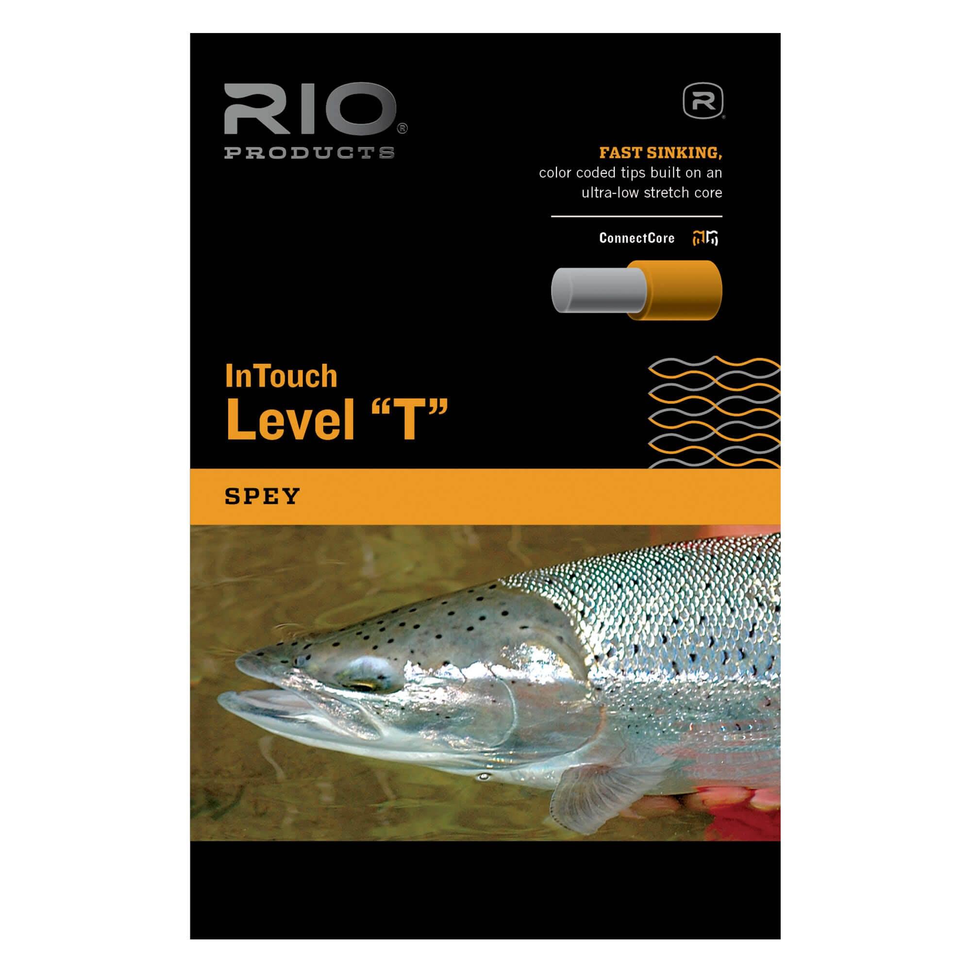 Rio - 30' InTouch Level T, T-20 / Black