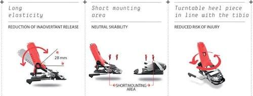 Look Pivot 12 Ski Bindings · 2021