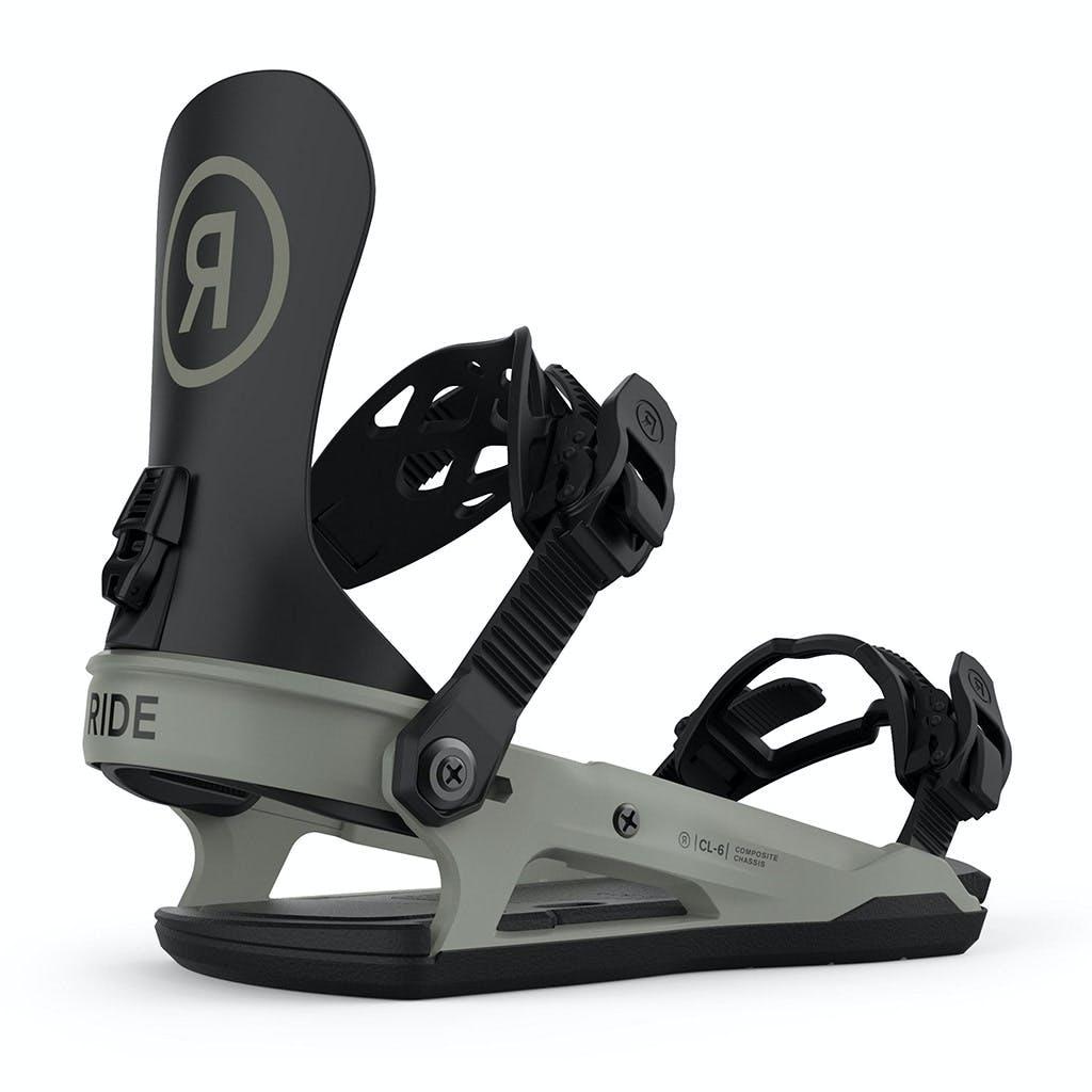 Ride Cl-6 Snowboard Bindings
