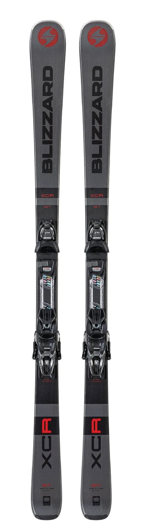 Blizzard XCR 77 Snow Skis with TLT 10 Bindings '21