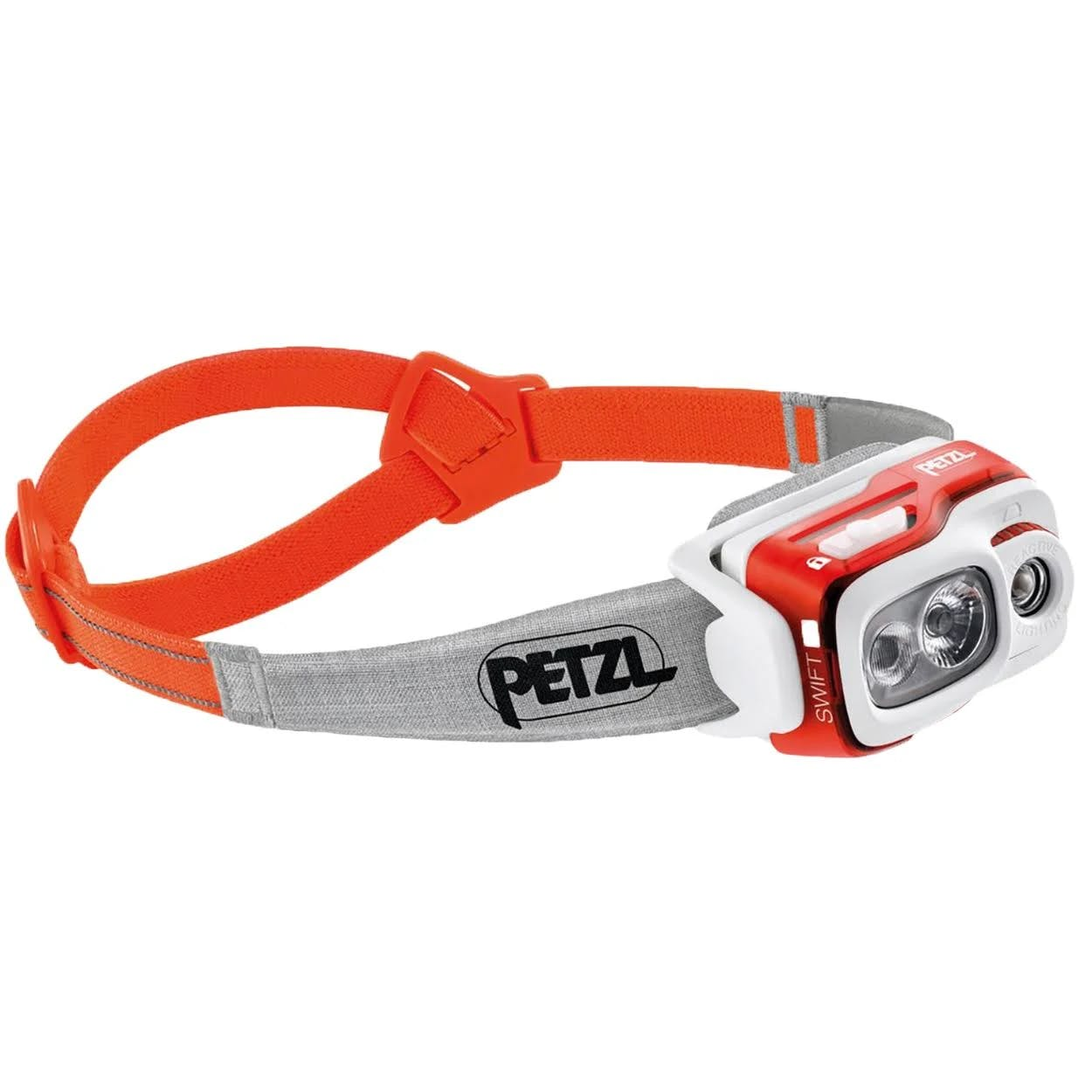 Petzl Swift RL Headlamp - Orange