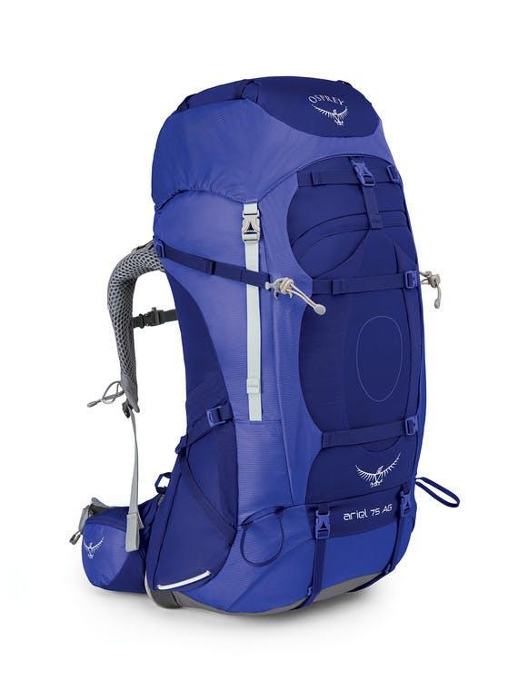 OSPREY - ARIEL AG 75 WMNS PACK - MEDIUM - Tidal Blue