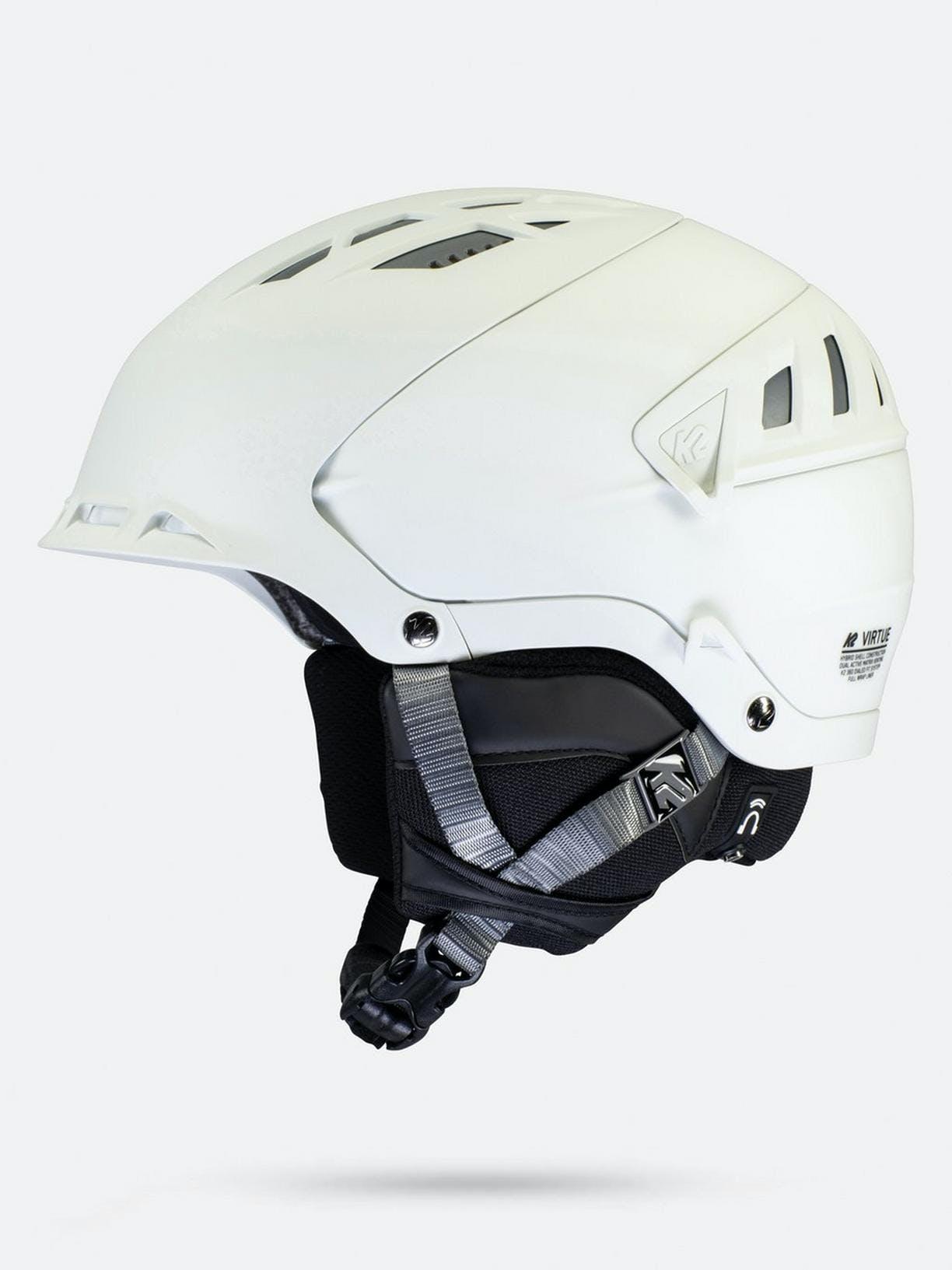 K2 Virtue Women's Helmet Small Pearl White