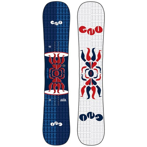 GNU FB Head Space Asym C3 Snowboard · 2020