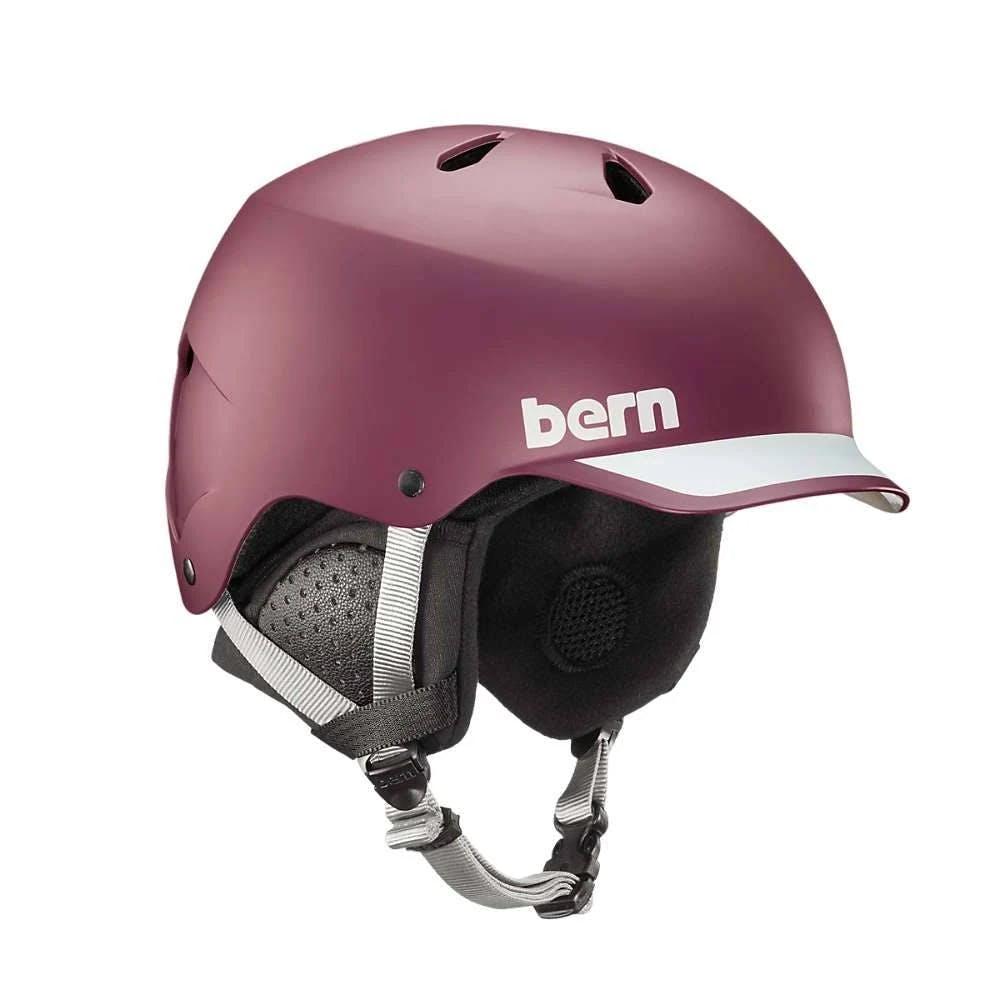 Bern Watts EPS Helmet  Large In Red · 2020