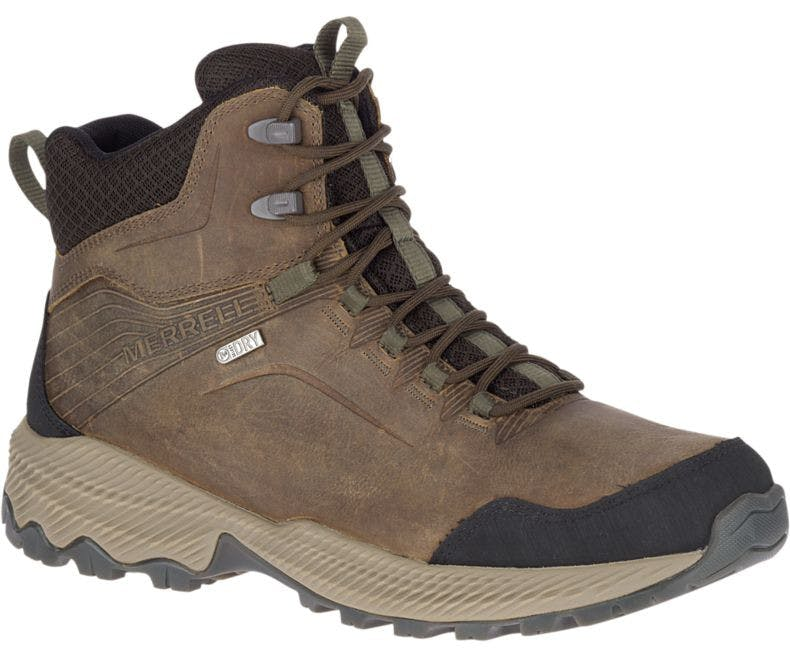 MERRELL - FORESTBOUND MID WP MENS - 8 - Cloudy