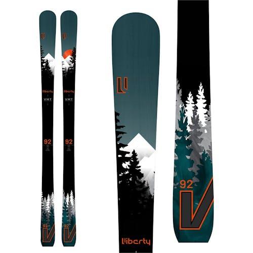 Liberty V92 Skis - 2019
