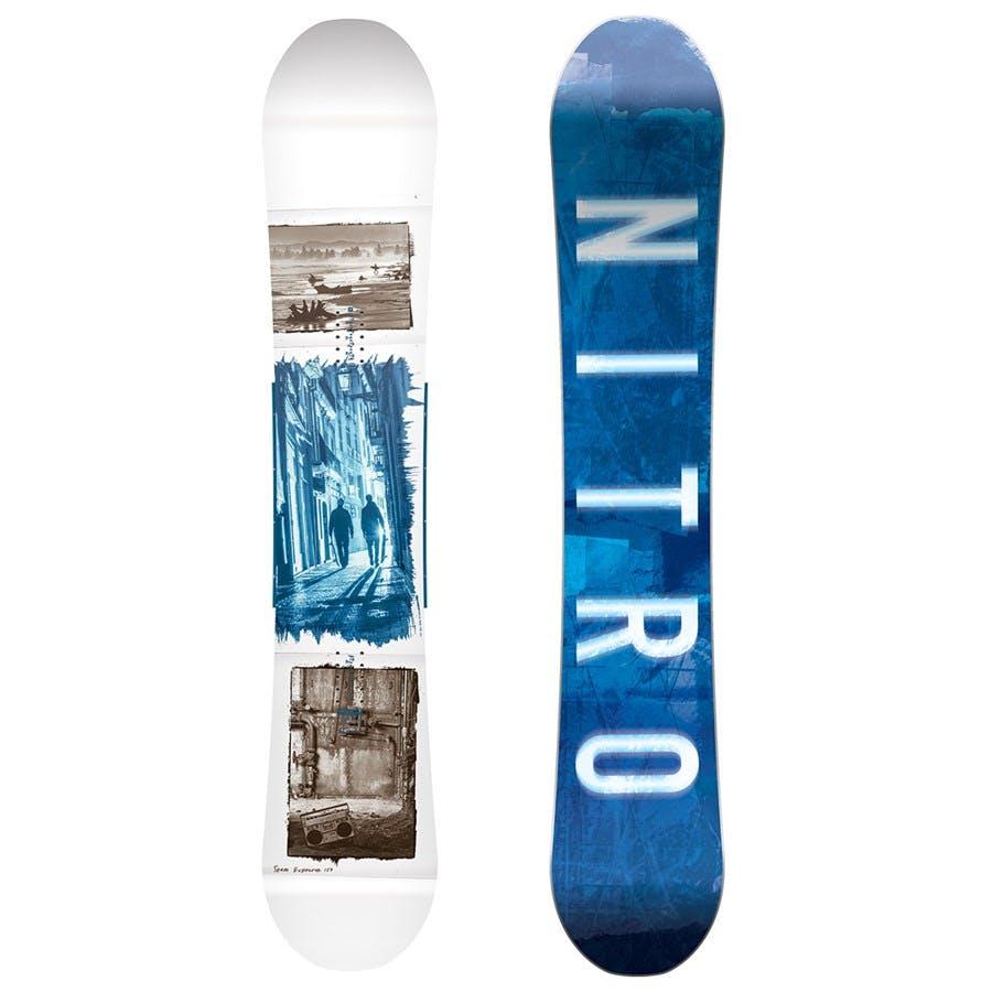 Pro Nitro Venture Tls Snowboards '19 Cha N8Pn0kwOX