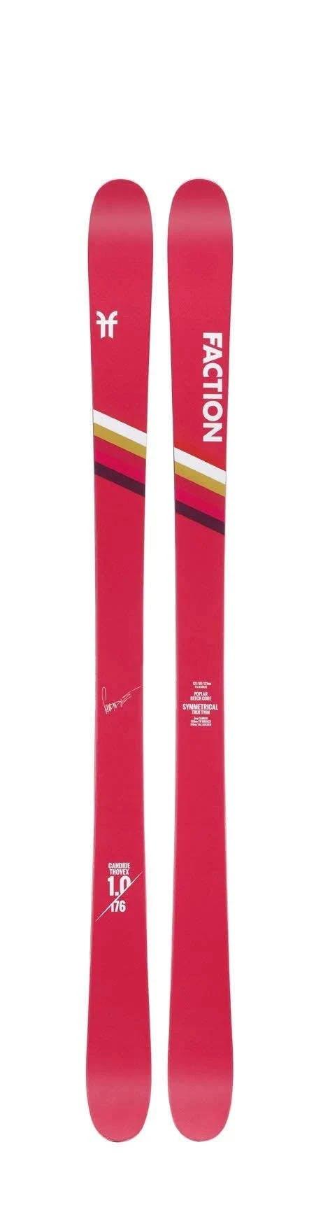 Faction Ski Candide 1.0 Skis