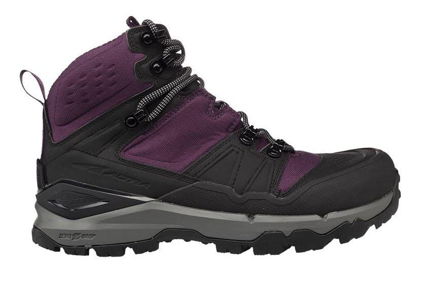 ALTRA - TUSHAR BOOT WMNS - 7.5 - Black/Purple