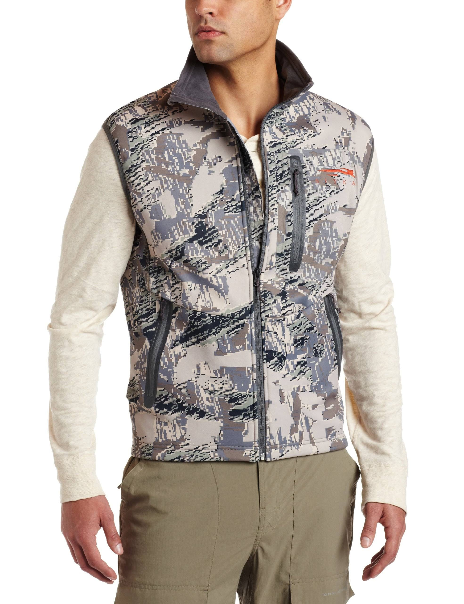 Sitka Gear Jetstream Vest - Optifade Open Country