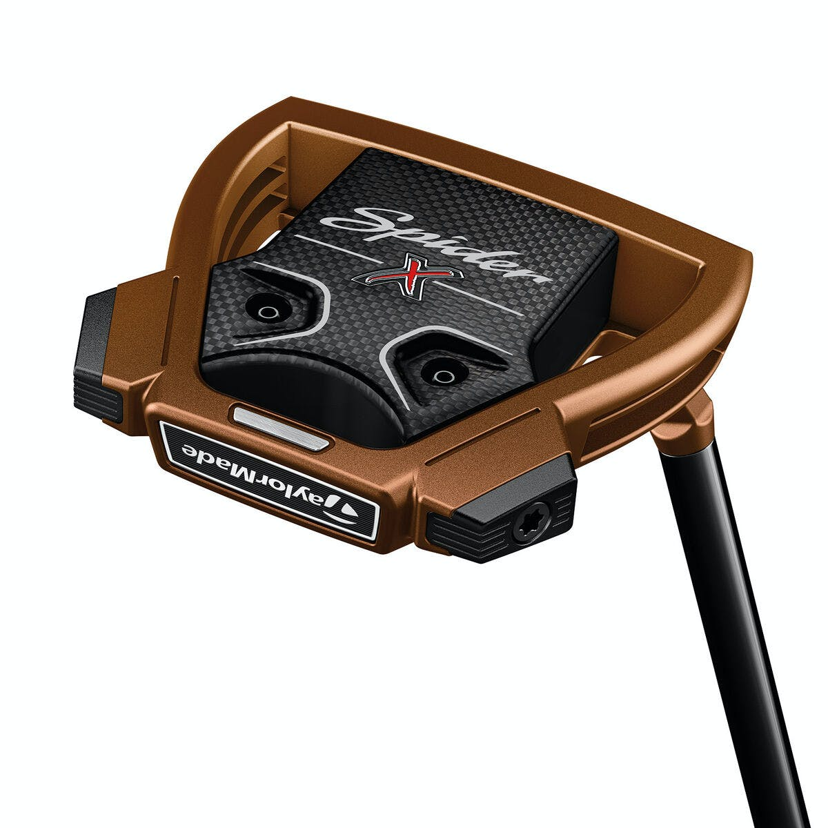 TaylorMade Spider X Copper/White #3 Putter