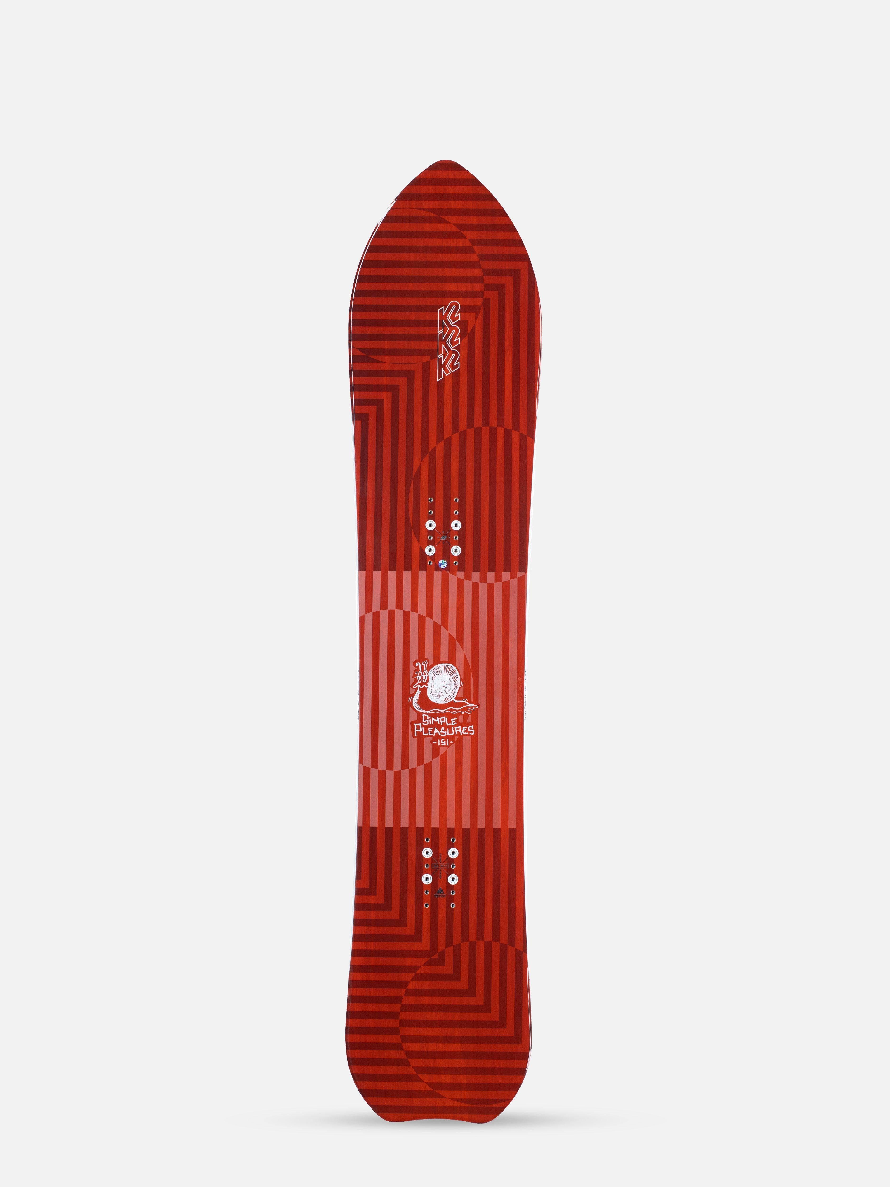 K2 Simple Pleasures Snowboard · 2021