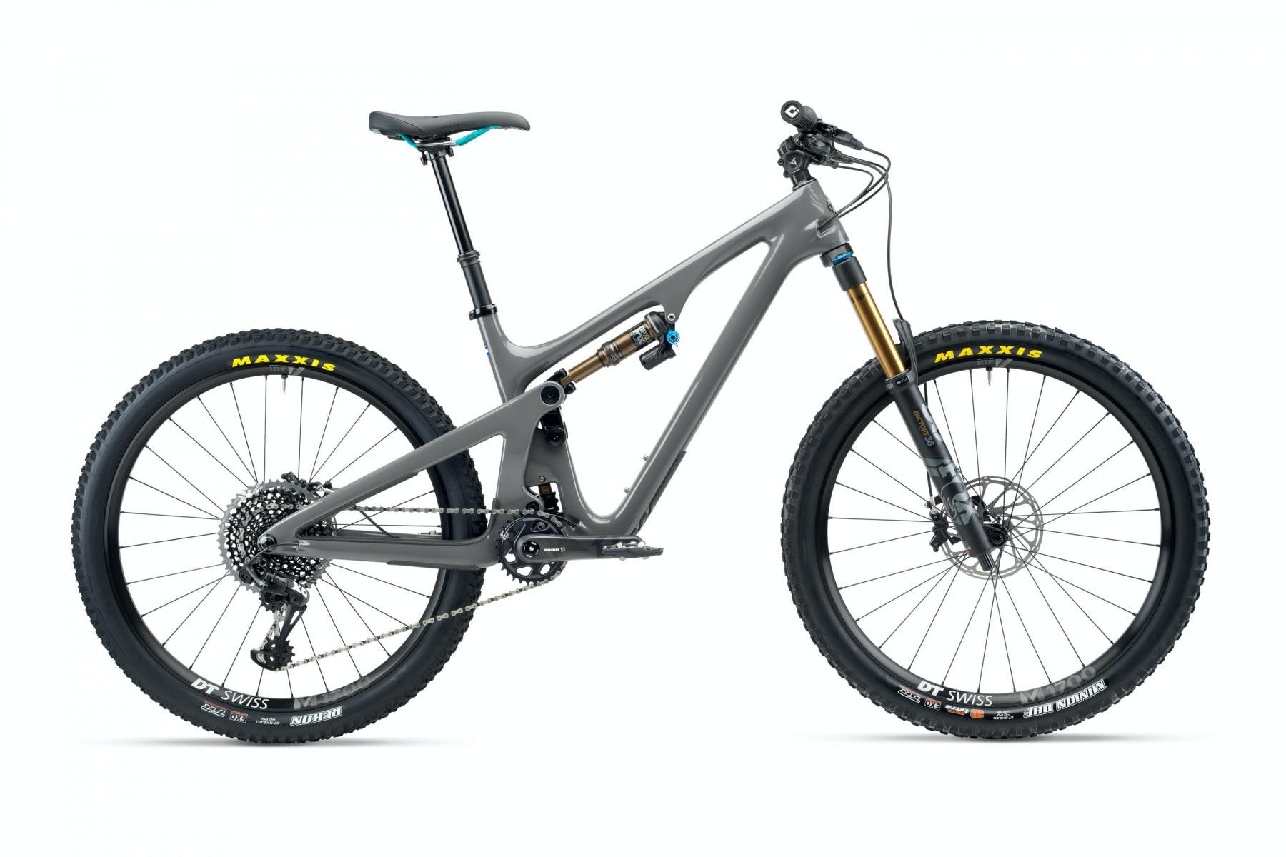 Yeti SB140 Turq T2 Mountain Bike