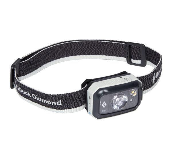 Black Diamond ReVolt 350 Headlamp in Aluminum