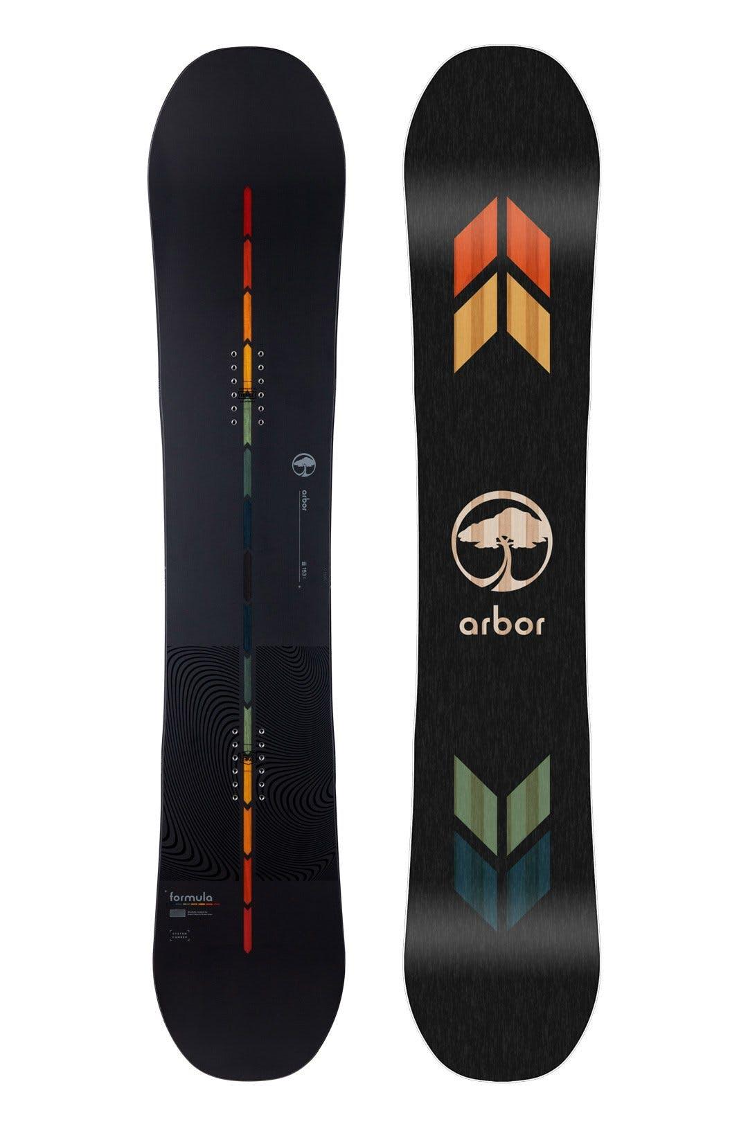 Arbor Formula Rocker Snowboard · 2022
