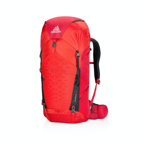 Gregory - Paragon 48 Backpack - SM/MD - Citrus Red