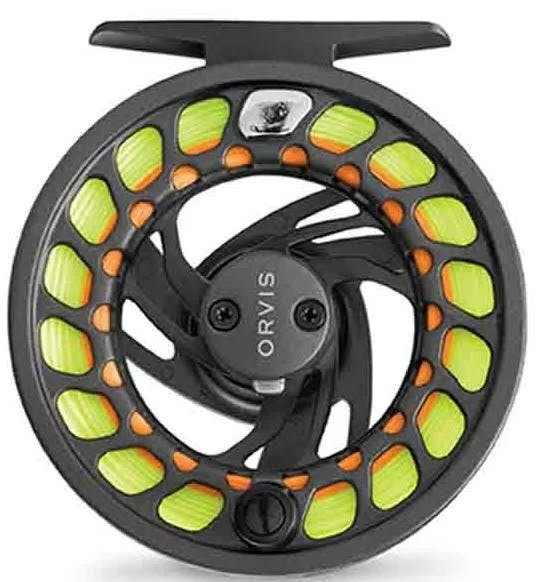 Orvis Clearwater II Fly Reel, Fully Loaded Orvis Clearwater Fly Line weight:WF3