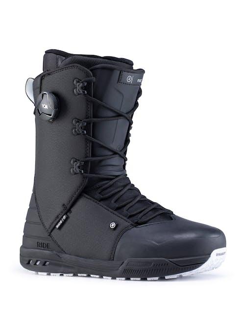 Ride Fuse Snowboard Boots  Black 9 · 2020
