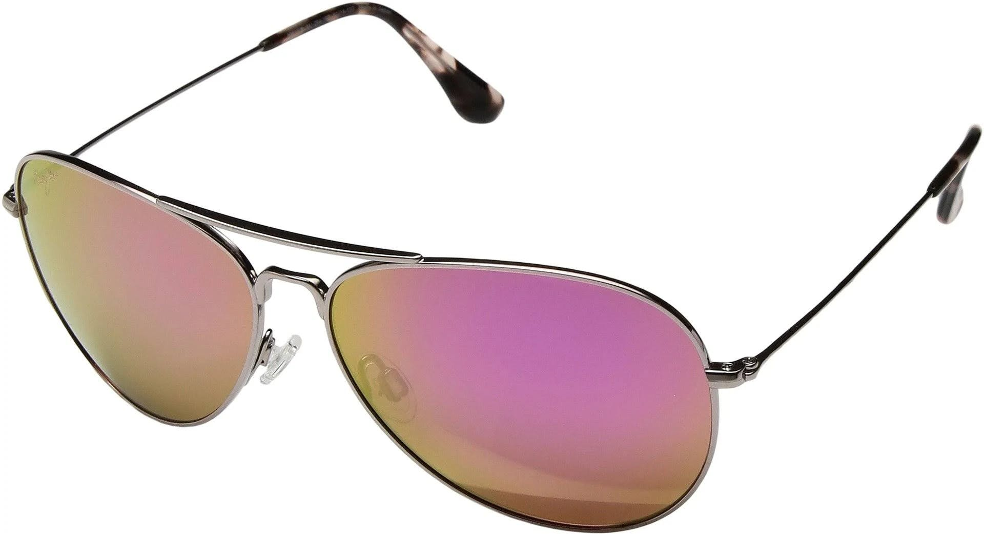 Maui Jim Mavericks Sunglasses Rose Gold / Maui Sunrise