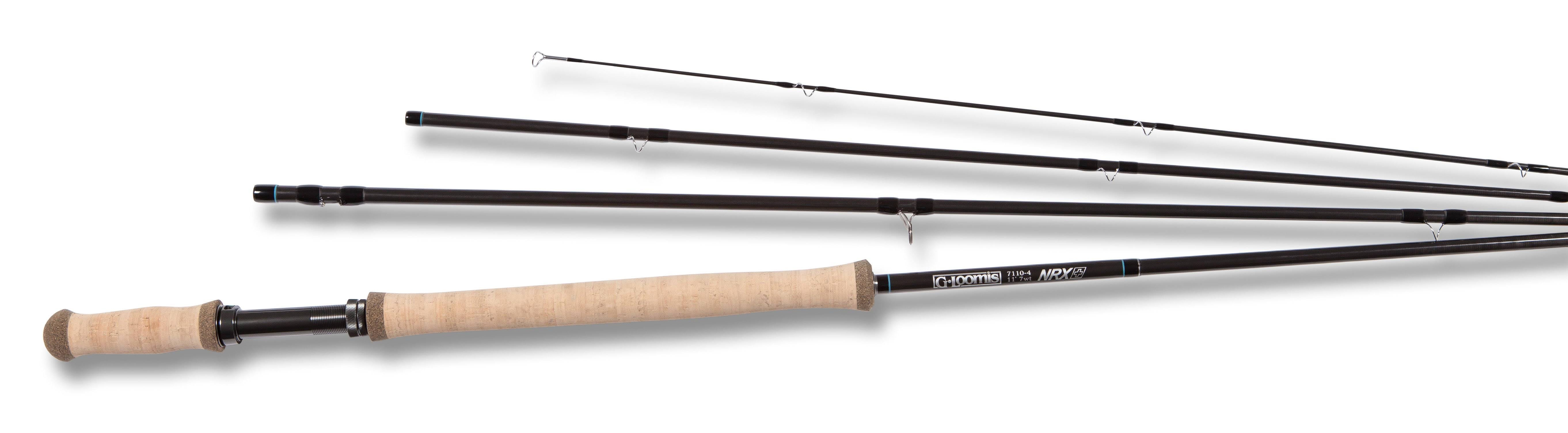 G Loomis NRX+ Switch Rods, 7110-4 - 11' 7 Weight