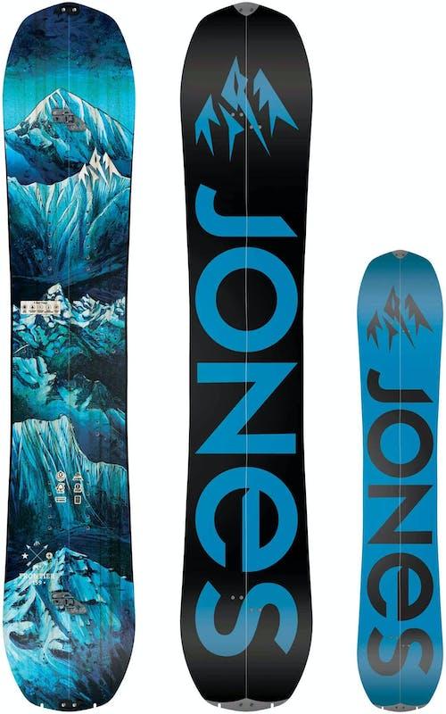 Jones Frontier Splitboard