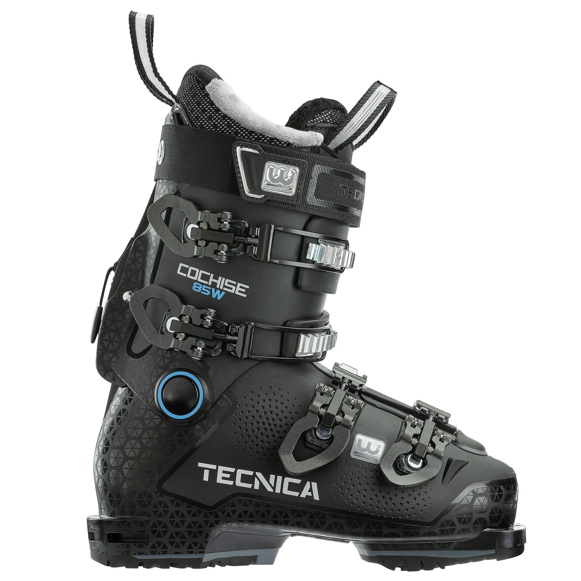 Tecnica Cochise 85 Gw Ski Boots Women's Black 25.5