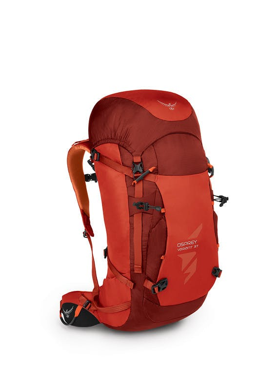 OSPREY - VARIANT 37 PACK - SMALL - Diablo Red