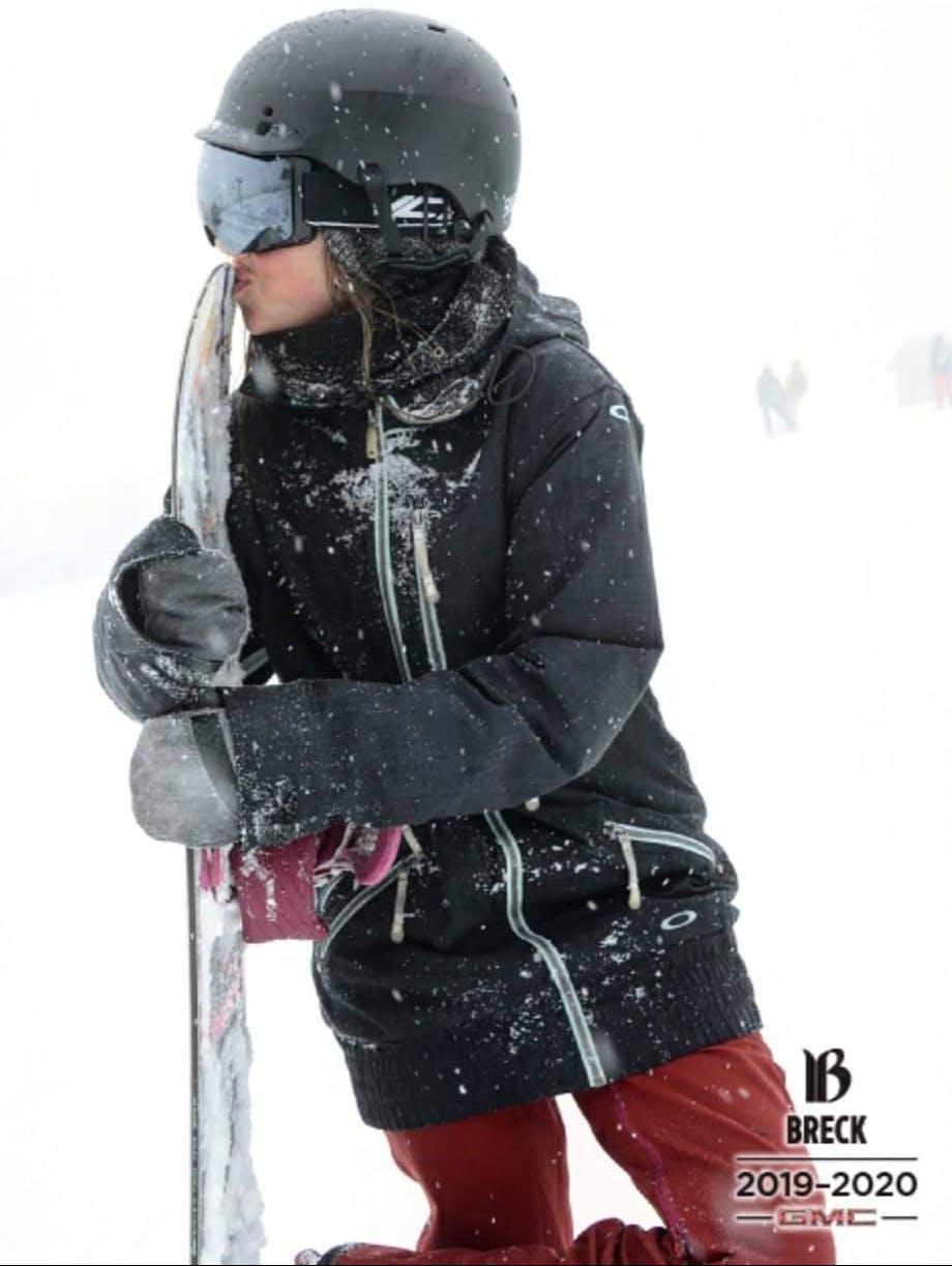 Snowboard Expert Maria Brunori