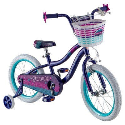 "Schwinn Starmist 16"" Kids' Bike · Navy"