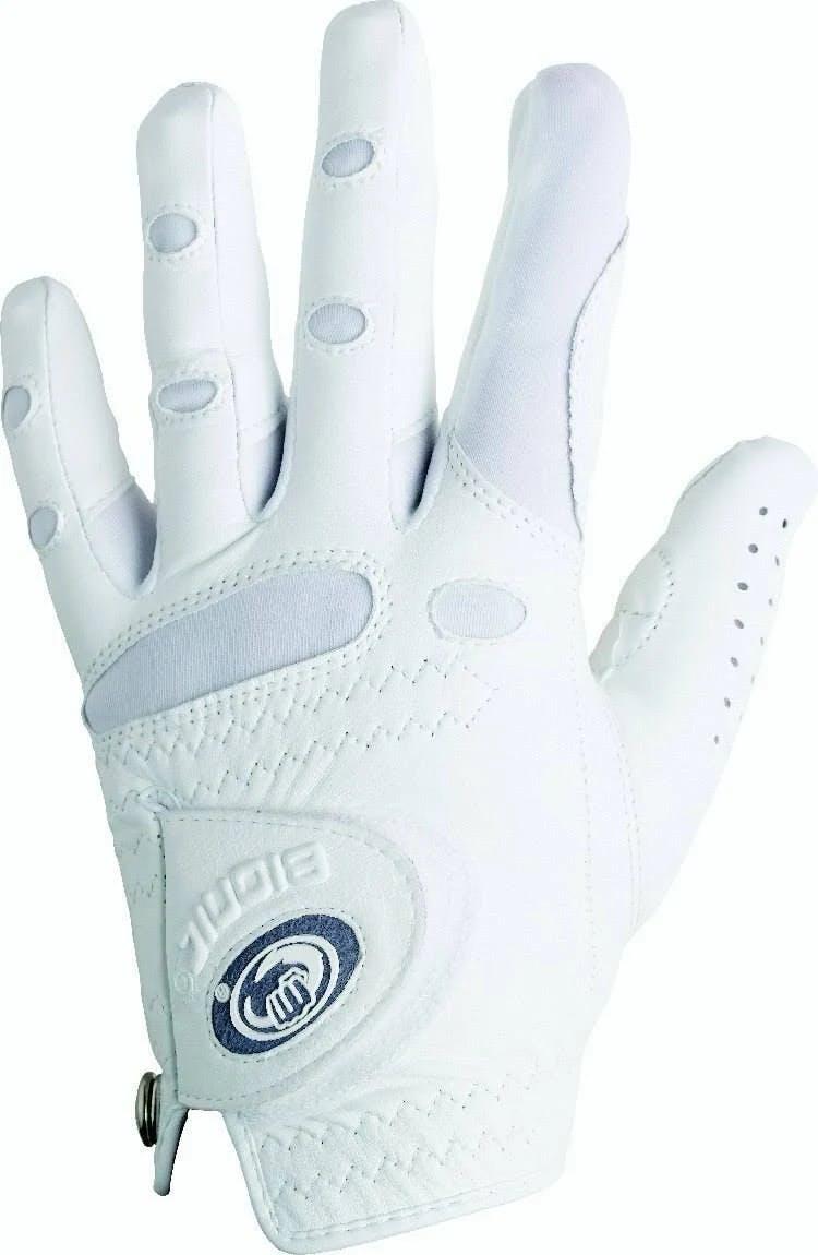 Bionic Women's Right Hand StableGrip Golf Glove - Medium - White