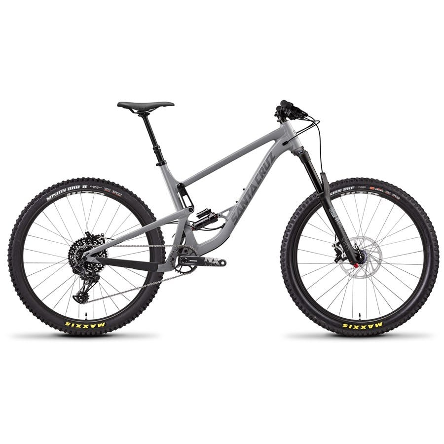 daaa2f36149 Buy Santa Cruz Bicycles Bronson A R Complete Mountain Bike 2019 on  Curated.com
