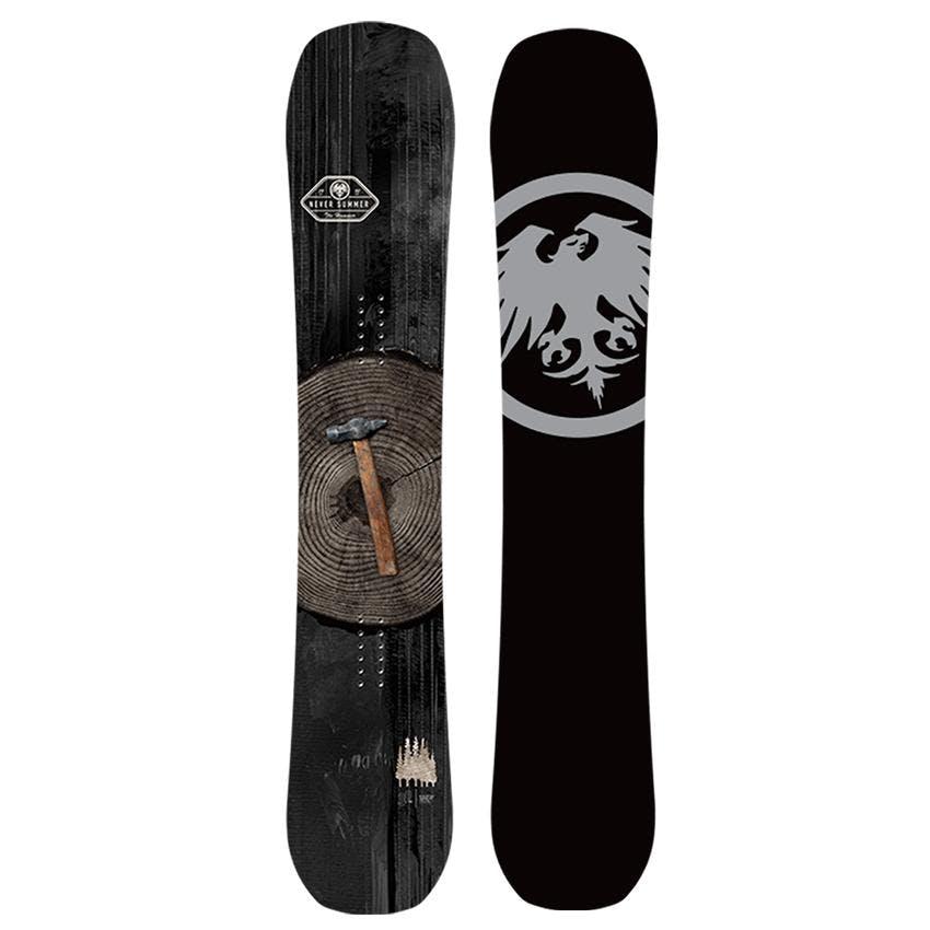Never Summer Hammer X Snowboard · 2021