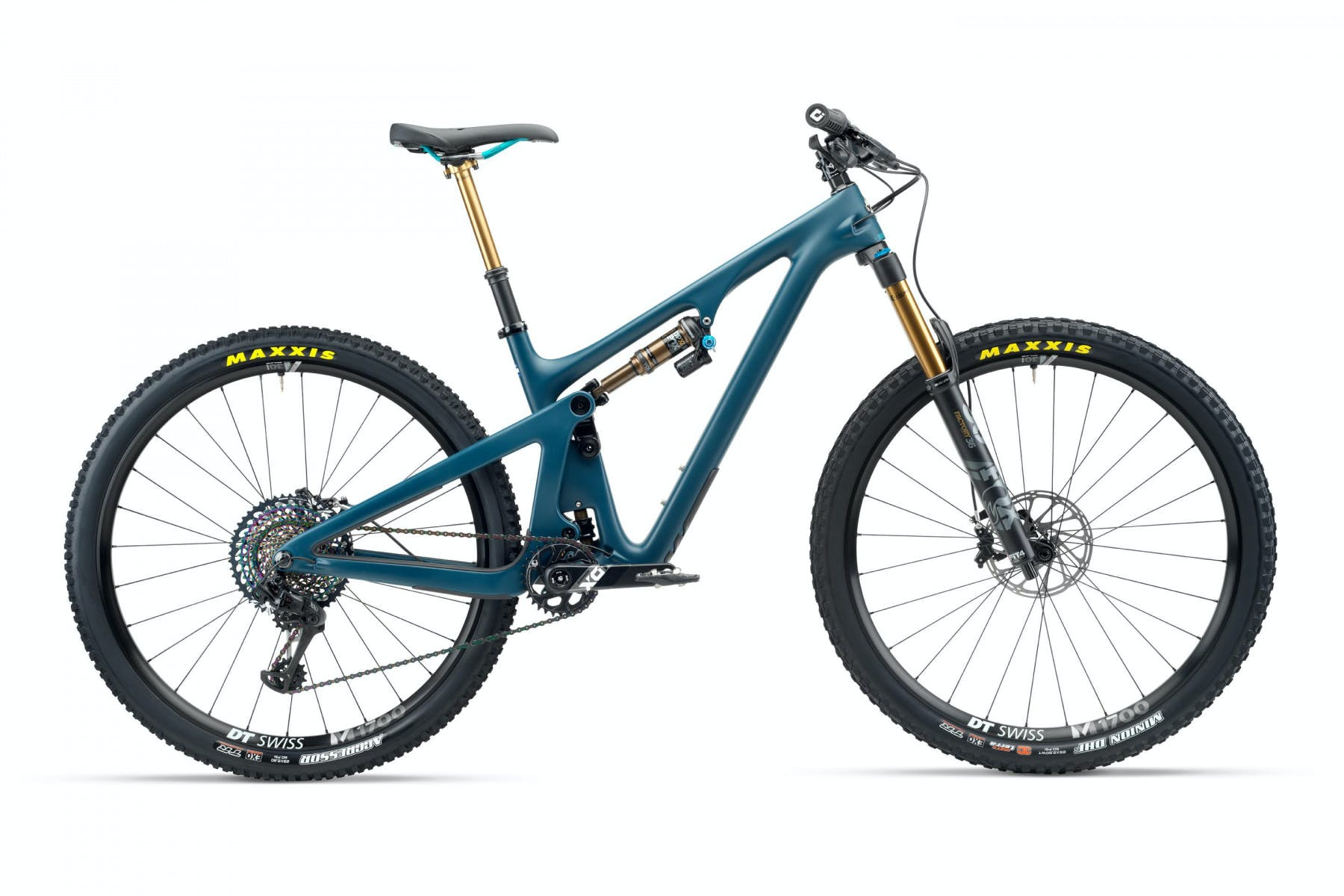 Yeti SB130 Turq T2 Mountain Bike