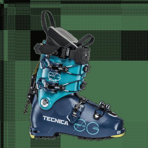 TECNICA - ZERO G TOUR SCOUT W - 26.5 - Ocean Blue