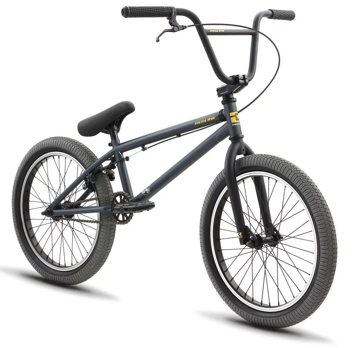 Redline Recon BMX Bike
