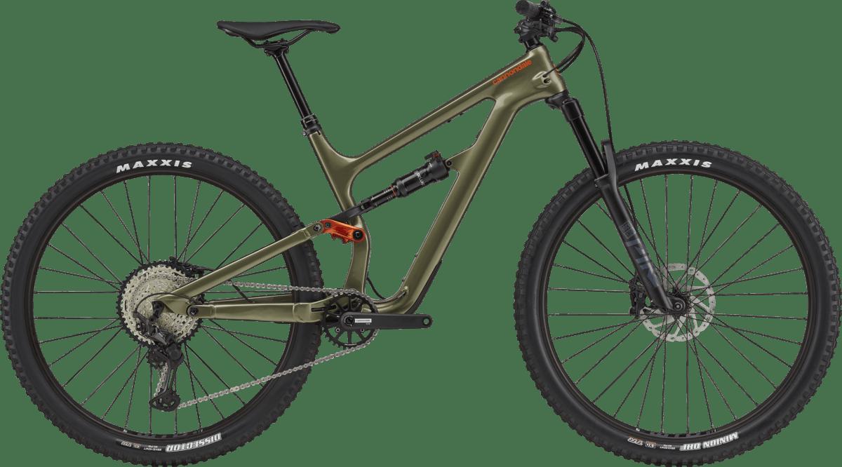 Cannondale Habit Carbon 2 Mountain Bike
