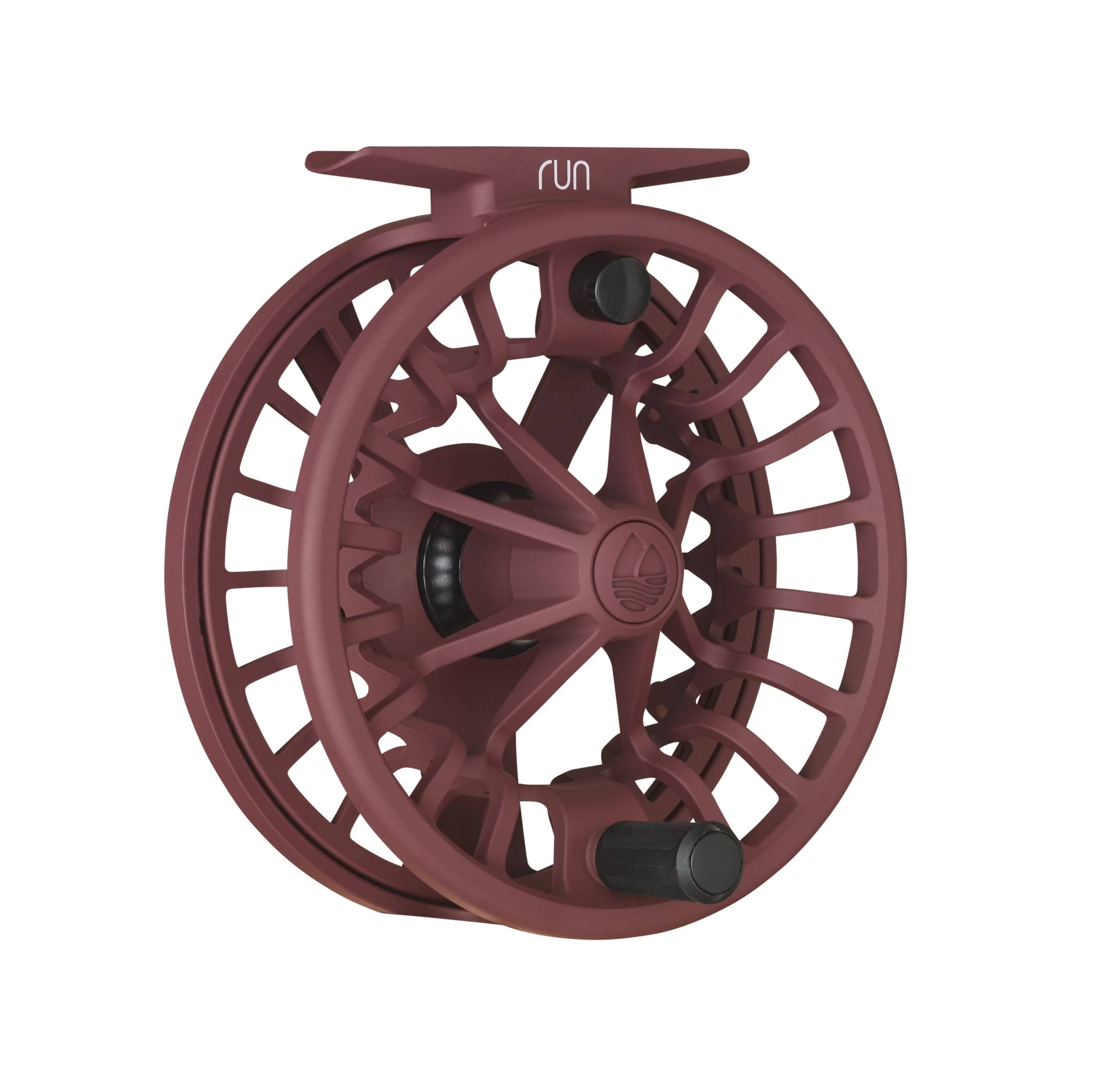 Redington Run Fly Reel - Burgundy - 7/8