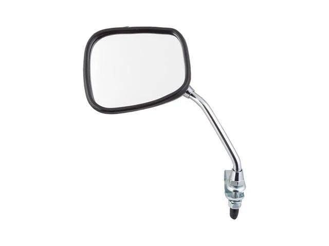 SUNLITE HD Bar End Mirror Bar End Black Bicycle Safety Mirror