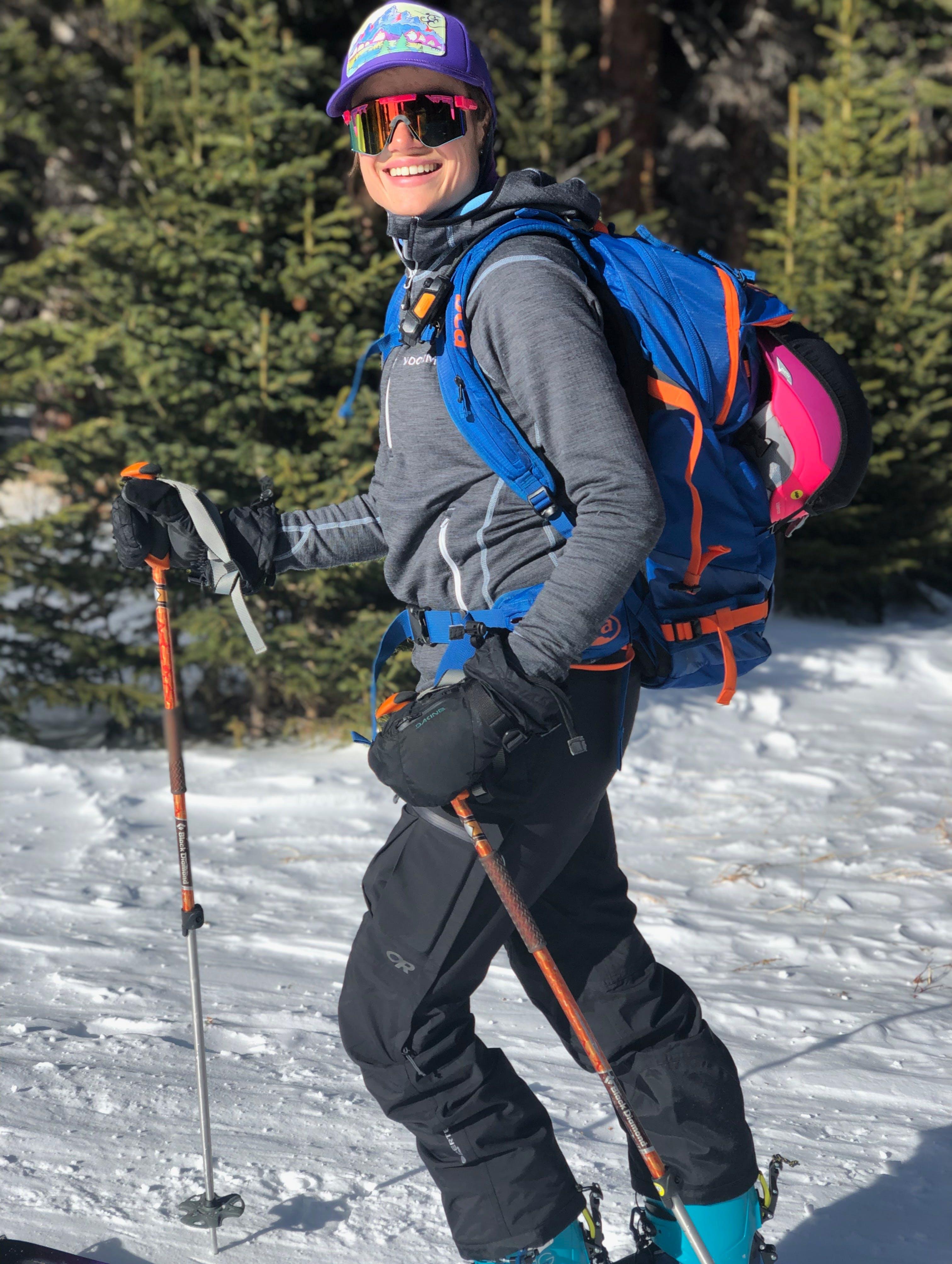 Winter Sports Expert Kelly Greene