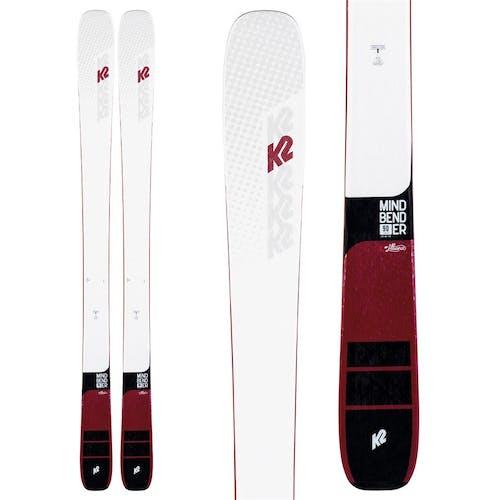 K2 Mindbender 90C Alliance Skis Women's · 2020