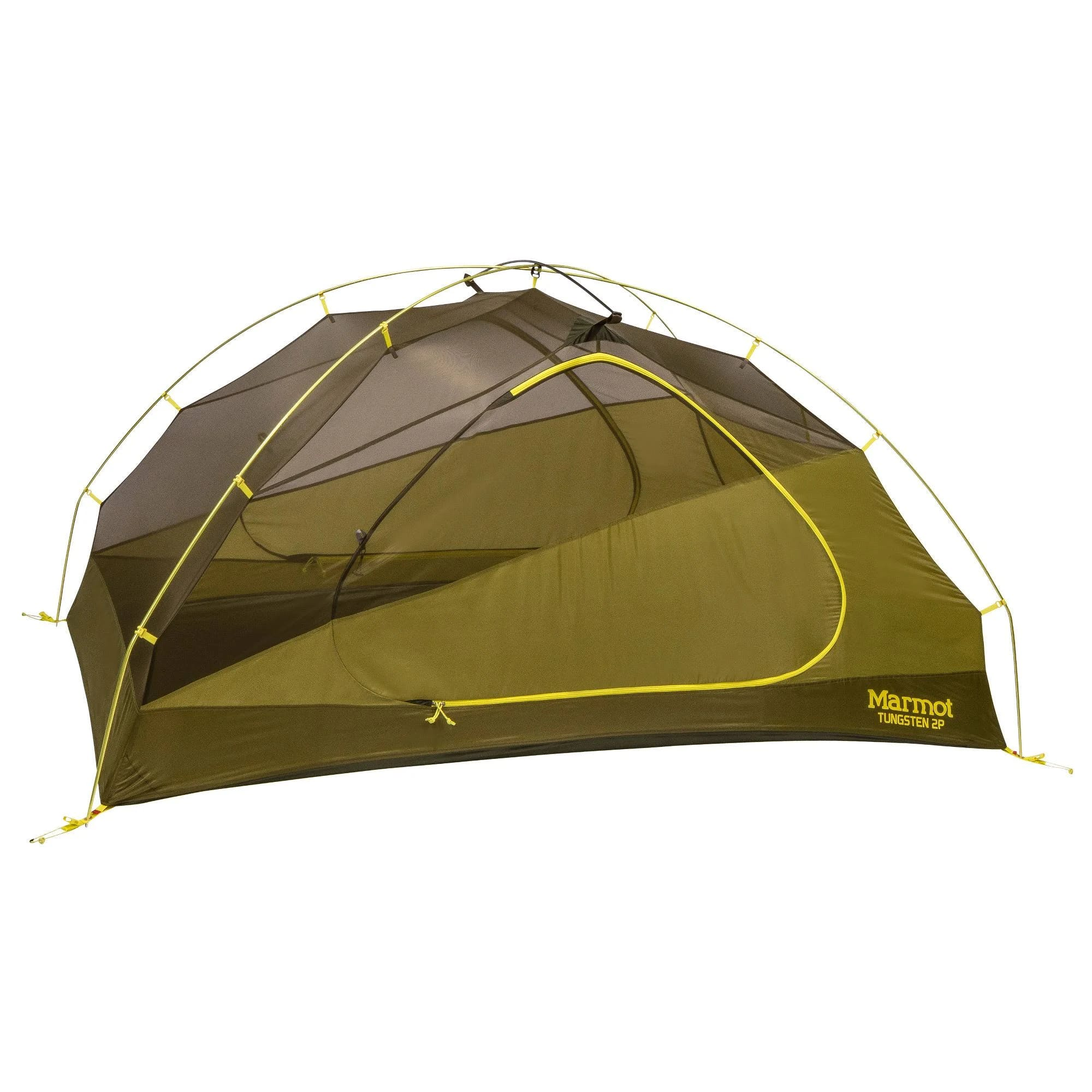 Marmot Tungsten 2-Person Tent, Green Shadow/Moss