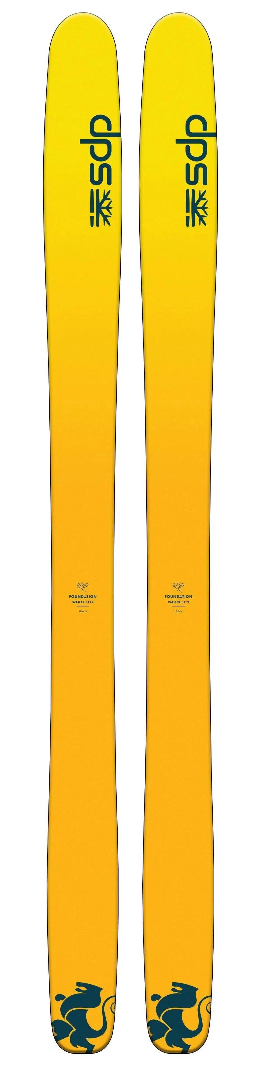 DPS Wailer F112 RP Skis · 2021
