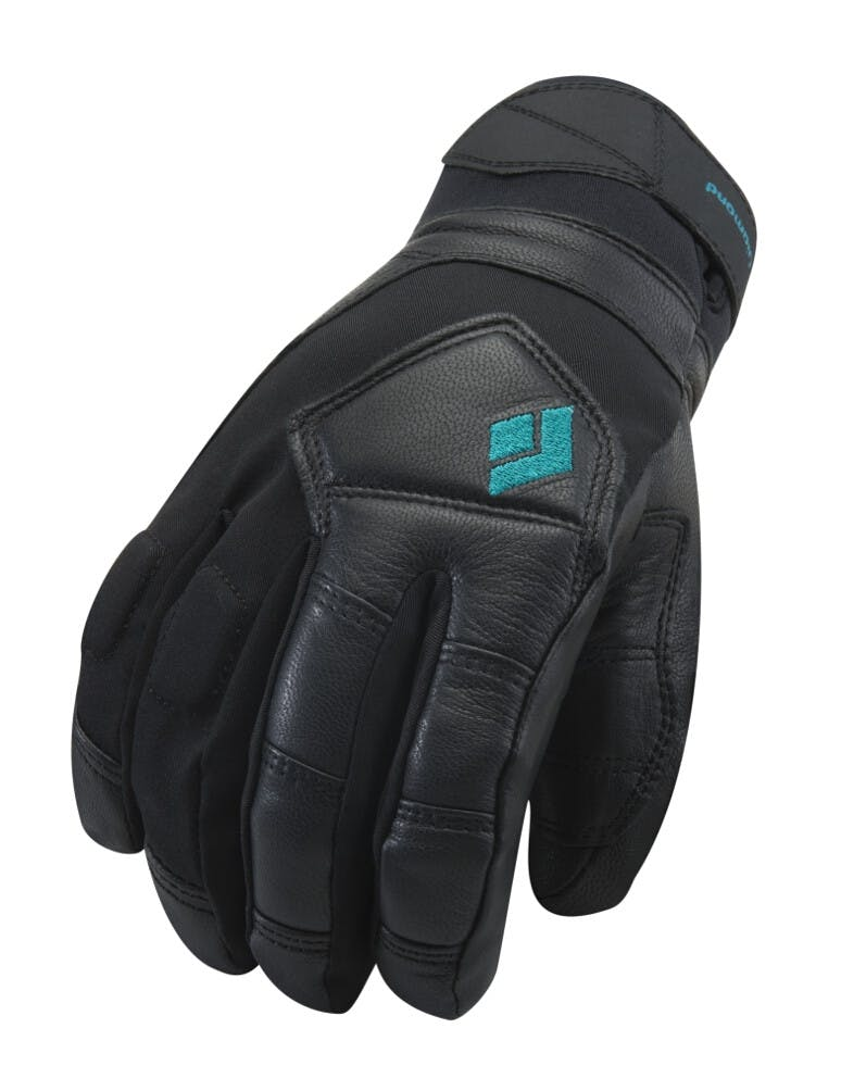 Black Diamond Spy Glove Women's Small Black