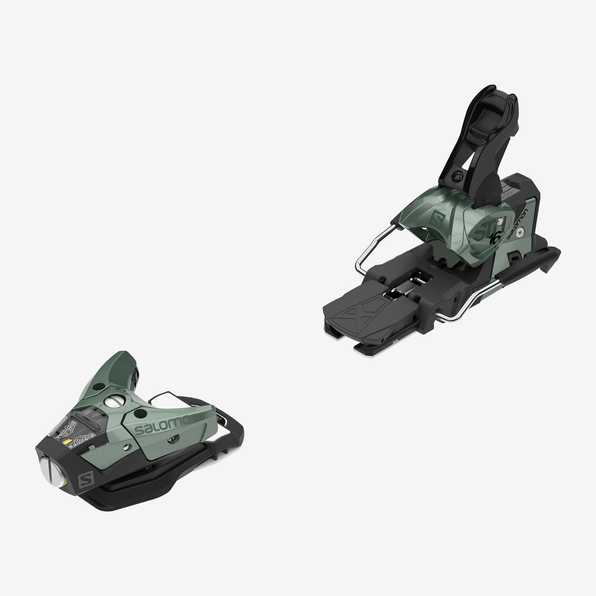 Salomon STH2 16 Ski Bindings · 2021