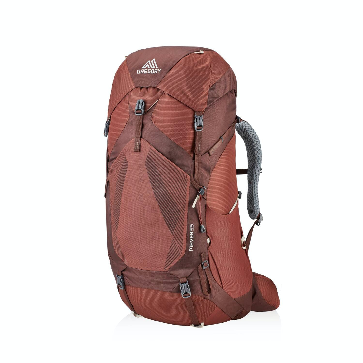 GREGORY - MAVEN 55 W - SMALL - MD - Rosewood Red