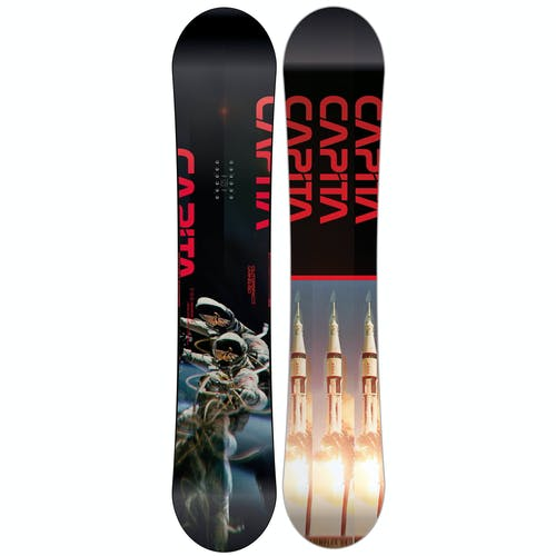 CaPiTa Outerspace Living Wide Snowboard