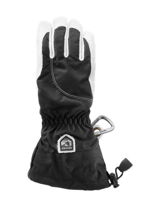 Hestra Heli Gloves Women's Small Black